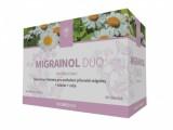 Migrainol – bylinky na migrénu v tobolkách