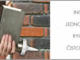 Aplikátor spárovací hmoty-spárování kamene, zdiva, cihel