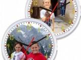 Nástěnné hodiny s Vaším potiskem