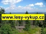 Výkup lesů, celá ČR