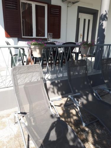 Volný apartmán Chorvatsko