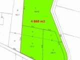 Prodej Stavební pozemek, 4.868 m2, Pazderna