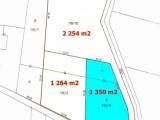 Prodej Stavební pozemek, 1.350 m2, Pazderna