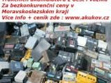 Výkup starých autobaterií Ostrava