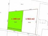 Prodej Stavební pozemek, 1.298 m2, Pazderna