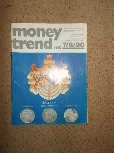MONEY TREND 7 / 8 / 90 , /440Č/ ,