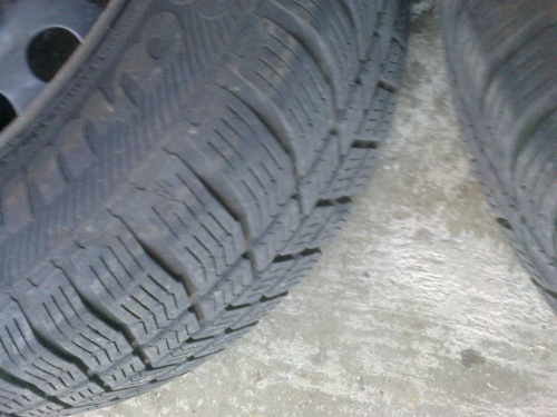 Kompletní kola se zimní pneu