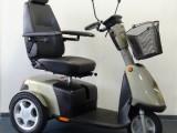 Elektrický skútr pro seniory a handicapované