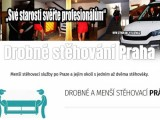 Drobné stěhování a vyklízení Praha