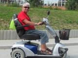 Elektrické skútry a vozíky