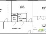 Pronájem zařízeného bytu 2+1 (3+1) - 57m2, Praha 8 – Libeň, ul. Pod Bání