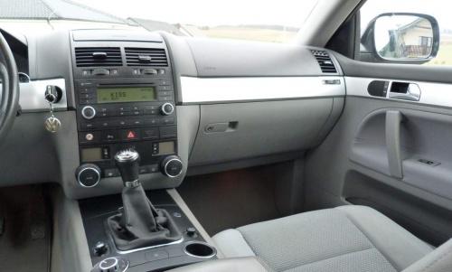 VW TOUAREG 2.5 TDi 4×4, ALU,TAŽNÉ,MANUÁL,SERVIS.KN,nová STK