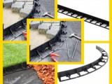 Výrobce Distributor Zahradní neviditelný plastový obrubník 45mm 58mm 78mm x 1m