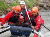 Rafting - splav rieky Váh, Oravoskom