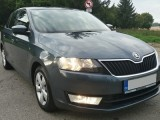 ŠKODA RAPID Spaceback 1.6TDi 2014 ALU,digiklima,temp,132TKM