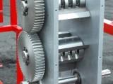 Skříň špalíkovač, 6 nožová jednotka Štěpkovač