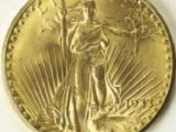 Zlatý US Dvaceti dolar
