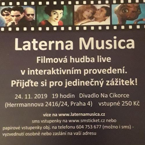 Laterna musica