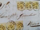 Dopisy, dopisnice do roku 1955 odkoupím