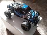 Terénní RC auto Baest s pohonem zadních kol
