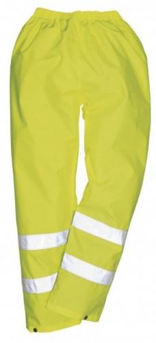 Nepromokavé reflexní kalhoty do deště