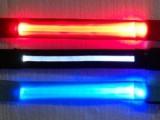 LED svítící pásek na ruku