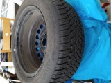 Prodám pneumatiky plech + poklice