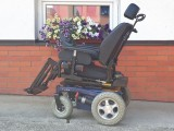 Elektrický invalidní vozík Puma