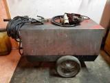 Svářečka WTU315-36 MEZ Brumov včetně kabeláže a DO