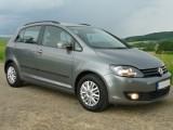 VW GOLF PLUS 1.2TSI 77kW Comfort 6/2011, ALU, KLIMA, 1.MAJ