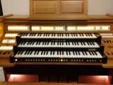 špičkové třímanuálové varhany Johannus Sweelinck 30