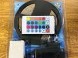 RGB led pasky barevné i bíle + ovládaní - super cena