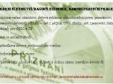 Vedení účetnictví / daňové evidence
