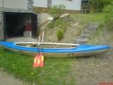 Kanoe,laminátová,