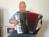 Harmonikář z Děčína