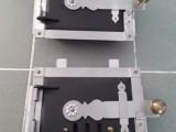 Sporákové kování na kachlová kamna - komplet (NOVÉ)