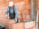 Nabídka práce pro zedníky