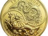 Zlaté investiční mince Two Dragons 1oz
