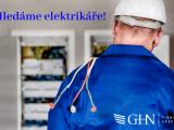 Hledáme elektrikáře pro práci v Německu!