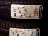 Nové letní pneu