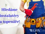 Hledáme vyučené instalatéry a topenáře pro práci v Německu!