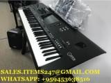 Prodám Nová Yamaha Genos XXL Set, Ketron SD90/SD60, Korg Pa4X, Roland Fantom-X8