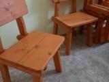 Židle masiv