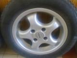 Prodám Alu kola ENZO 4x108 R14 s Pneu