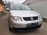 VW TOURAN 1.9 TDi - KLIMA, ALU, NAVIGACE, 1.MAJ, 163TKM