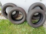Prodám použité letní pneumatiky 205/60/15