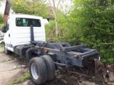 Iveco Daily C15 65 kontejnerové vozidlo