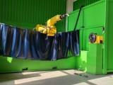 Robotické svařovací pracoviště MIG/MAG 500 A