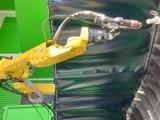 Robotické svařovací pracoviště TIG/Plasma